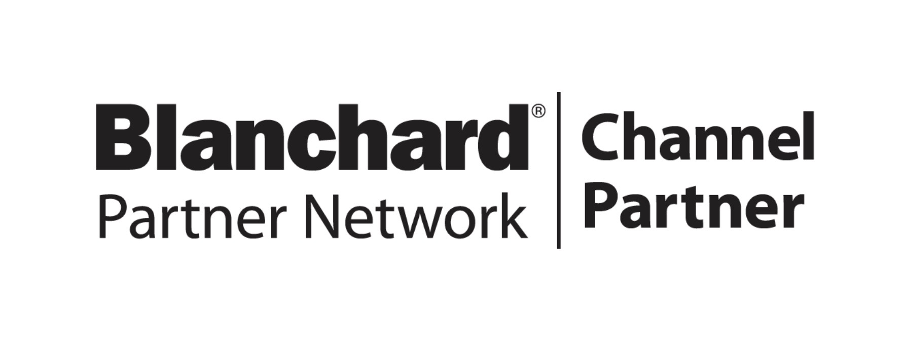 Logo Channel Partner Blanchard per la formazione manageriale